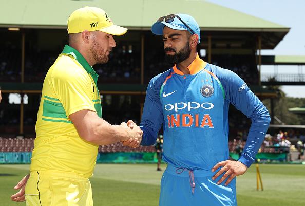 AUSvIND: टॉस के समय भारतीय कप्तान विराट कोहली को सताई हार्दिक पंड्या और केएल राहुल की याद, कहा... 11