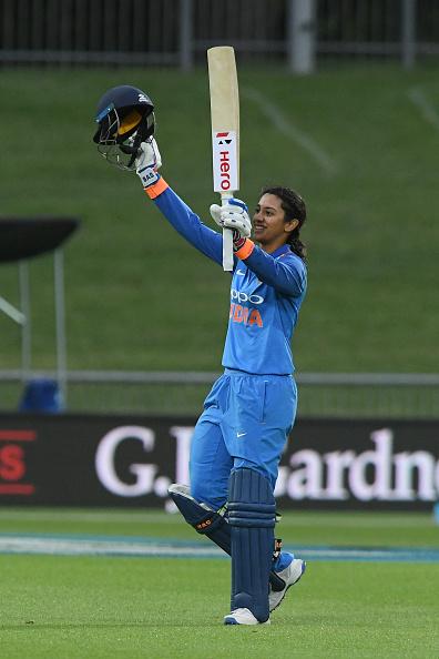 स्मृति मंधाना ने न्यूजीलैंड के खिलाफ किया कारनामा, विराट कोहली- राहुल द्रविड़ के बाद ऐसा करने वाली पहली बल्लेबाज बनी 3