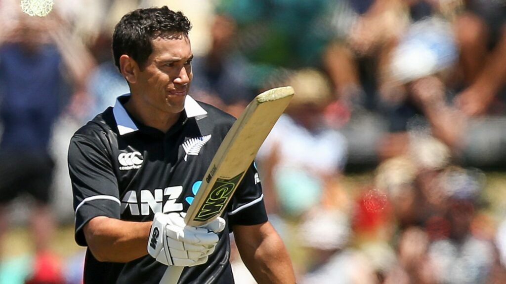 Nelson One Day: Taylor, Nicholas win New Zealand 3-0 series win