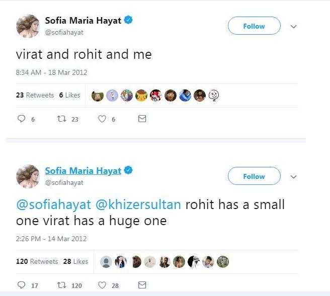 rohit sharma sofia