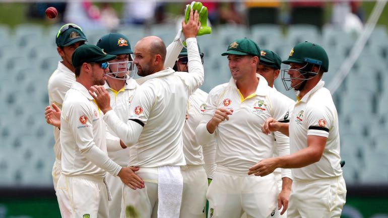 No Australian batsman could score