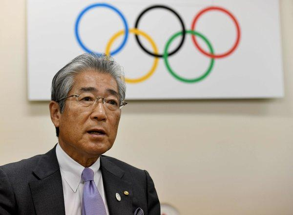 Japan Olympic Committee president charged with bribe