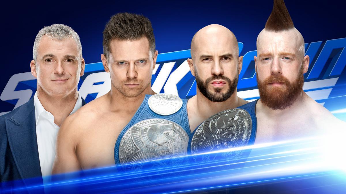 इन कारणों से धमाकेदार होगी 22 जनवरी की WWE स्मैकडाउन लाइव इवेंट 2