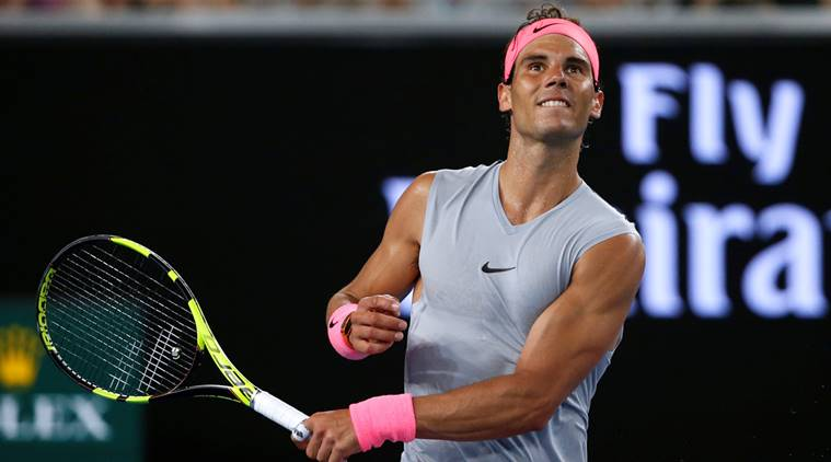 Australian Open: Nadal, Dimitrov win first round match