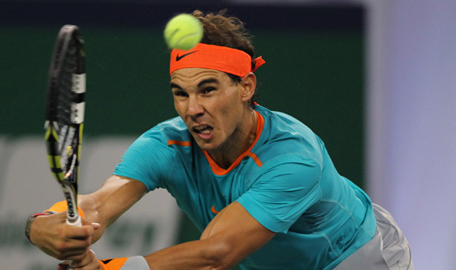 Nadal will be fully fit before the Australian Open