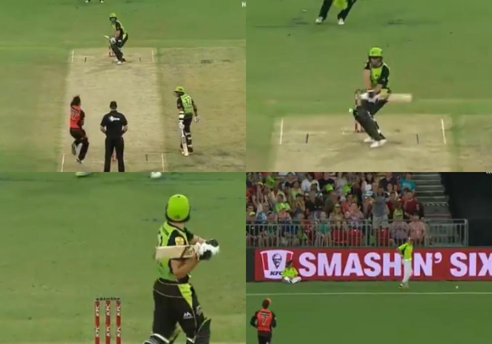वीडियो: नए मिस्टर 360 बनने की राह पर जोस बटलर, तेज गेंदबाजी पर खेला अजीबोगरीब शॉट 7