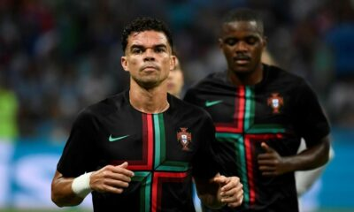 Portuguese Defender Pepe joined again in Potter