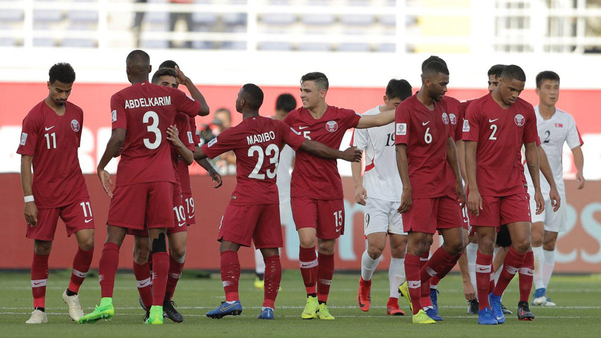 AFC Asian Cup: Qatar beat North Korea 6-0