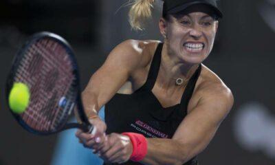 Tennis: Kerber at the Sydney International quarter-finals