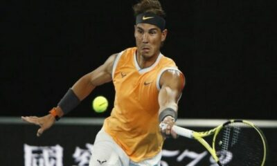 The lack of young tennis players in Spain: Nadal