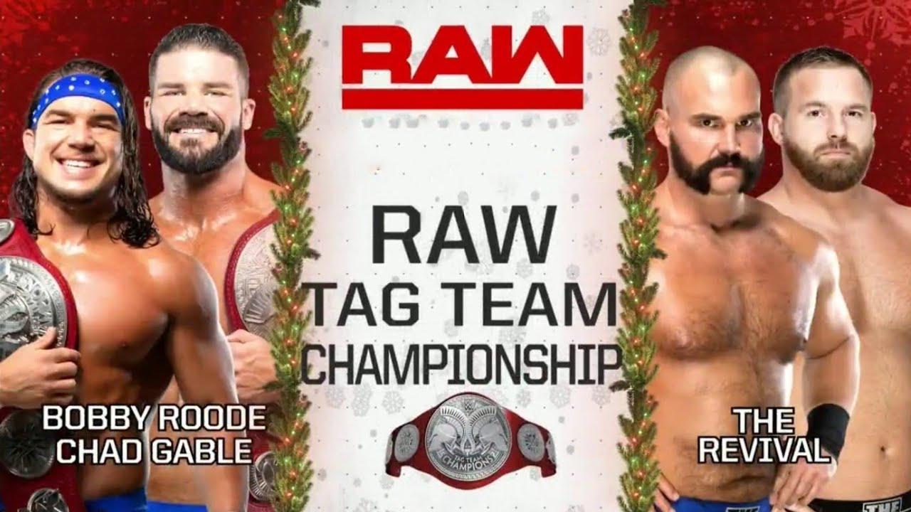 इन पांच कारणों की वजह से धमाकेदार होगी सात जनवरी की WWE रॉ लाइव इवेंट 6
