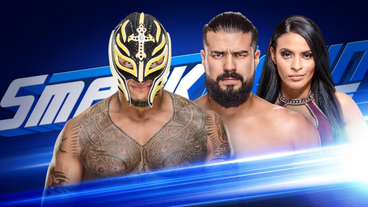इन कारणों से धमाकेदार होगी 22 जनवरी की WWE स्मैकडाउन लाइव इवेंट 1