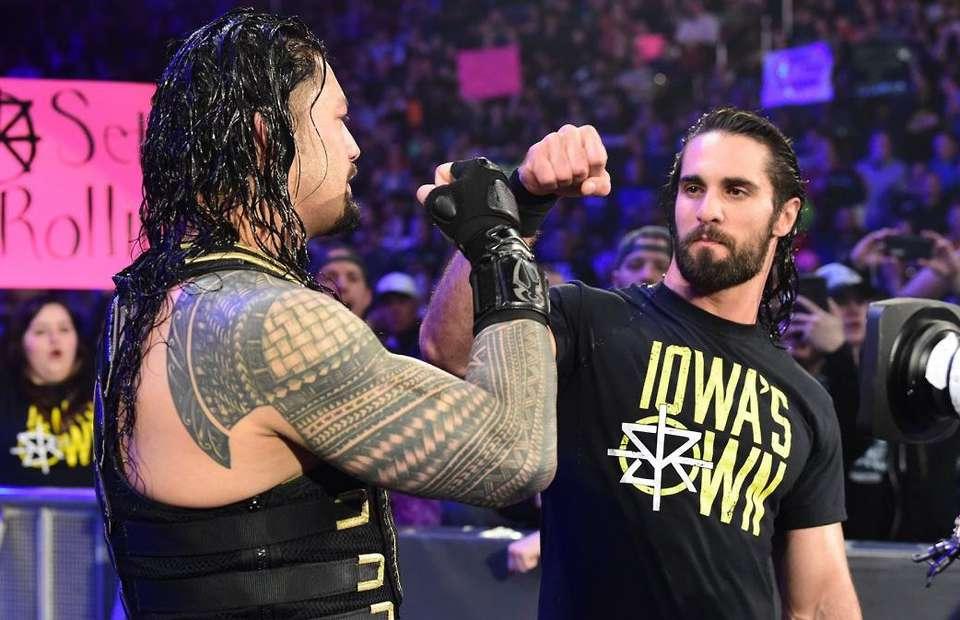 रोमन रेंस WWE में वापसी को उत्सुक: सैथ रोलिंस 14