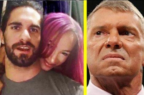 फैन्स की नज़रों के सामने चलता रहा इन WWE रैसलरों के बीच अफेयर, फिर भी रहे अनजान 15