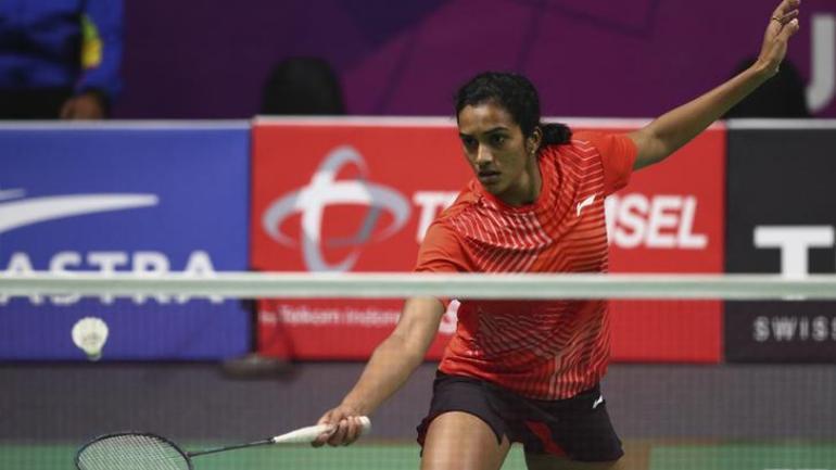 बैडमिंटन : इंडोनेशिया मास्टर्स के पहले दौर में जीते सिंधु, सायना, श्रीकांत 4
