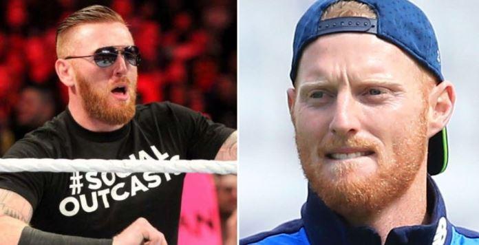 WWE रैसलर जो हूबहू फ़ेमस क्रिकेटरों की तरह दिखते हैं 11