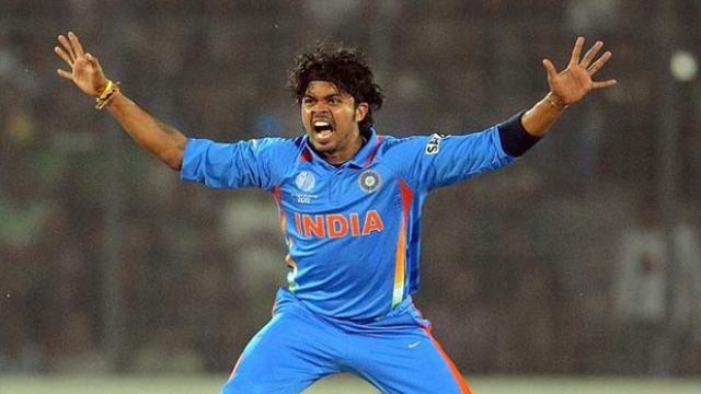भारत के लिए एक बार फिर खेलना चाहते एस श्रीसंत, कही ये बात 1