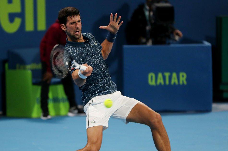 टेनिस : जोकोविक को कतर ओपन में नए साल की पहली जीत 1