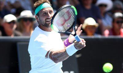 Tennis: Sandgren wins first ATP title