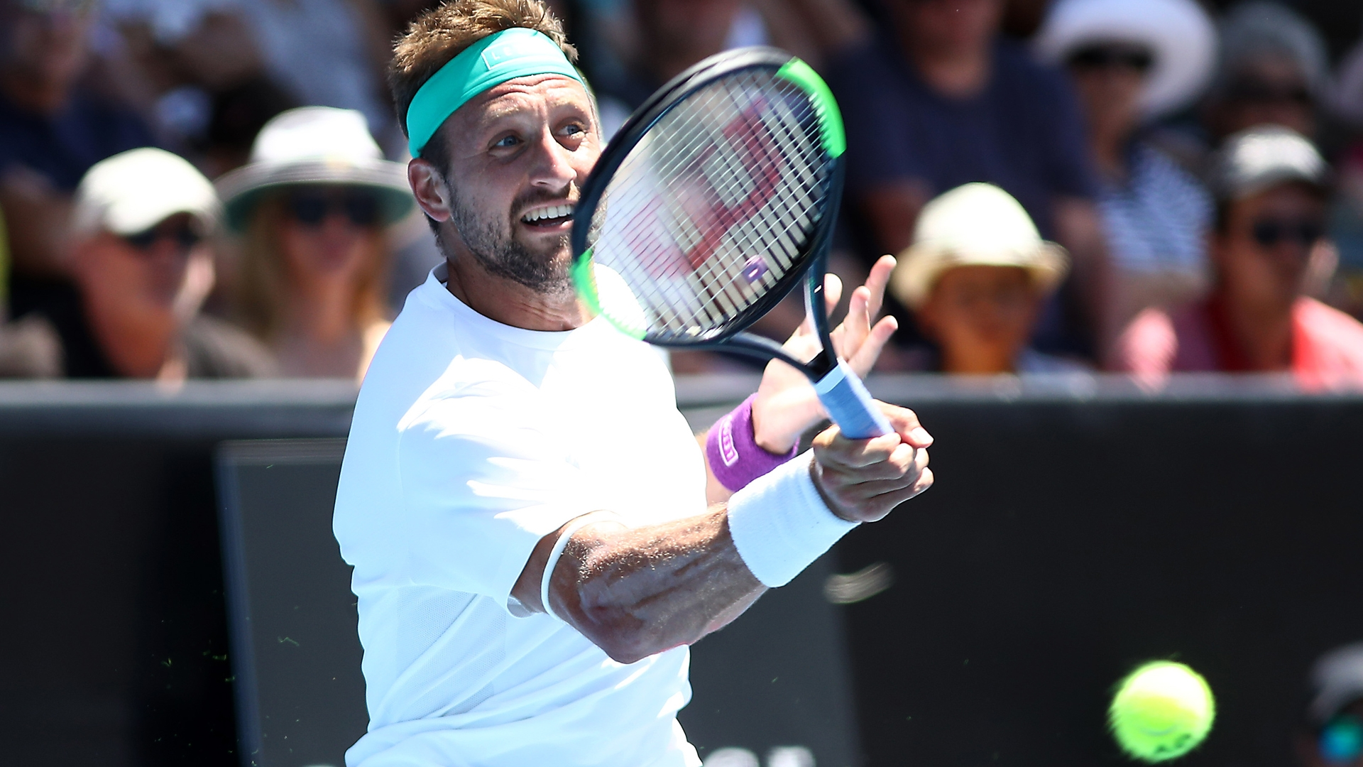 Tennis: Sandgren wins first ATP title