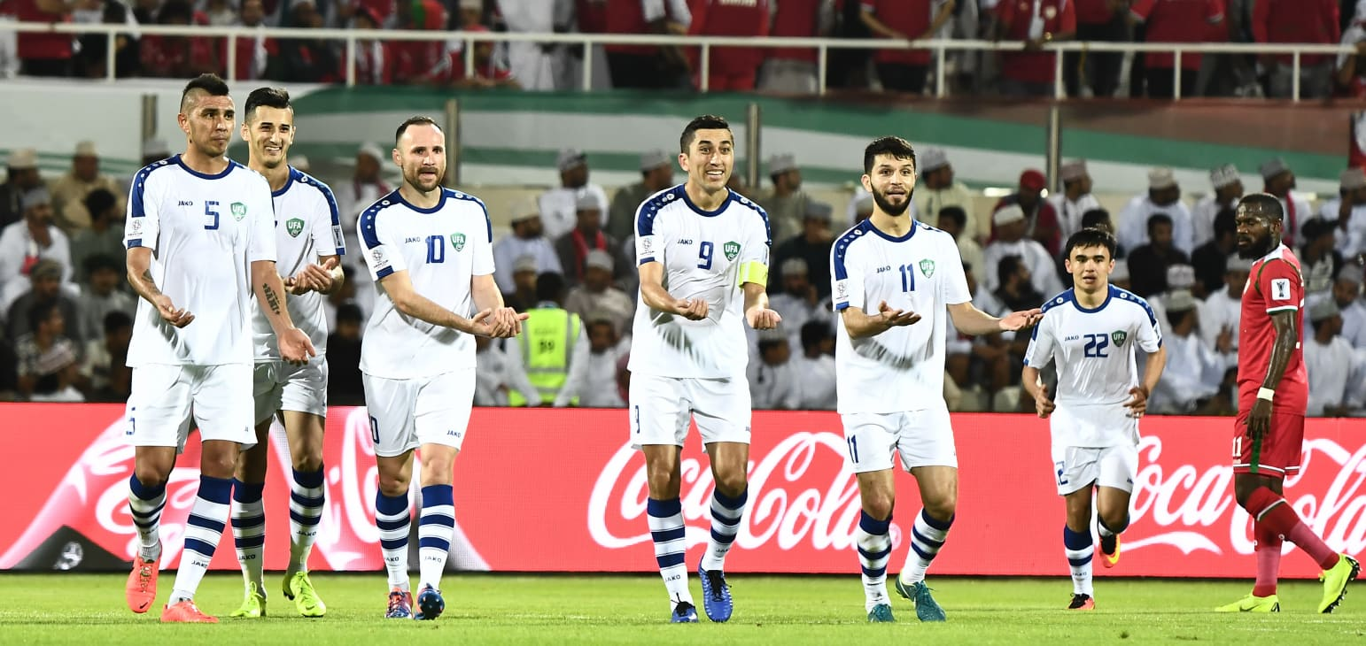 AFC Asian Cup: Uzbekistan beat Oman by 2-1