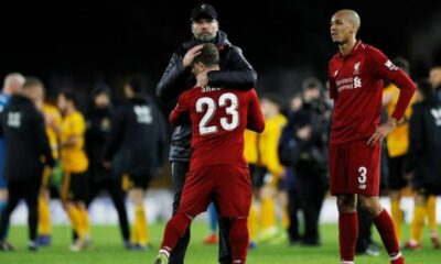 FA Cup: Wolverhampton Wanders in the fourth round defeating Liverpool