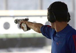 Shooting: Kemenski won gold in 10 meter air rafts, disappointment to India