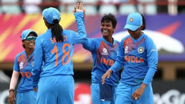 Women's T20: India will leave the series to save