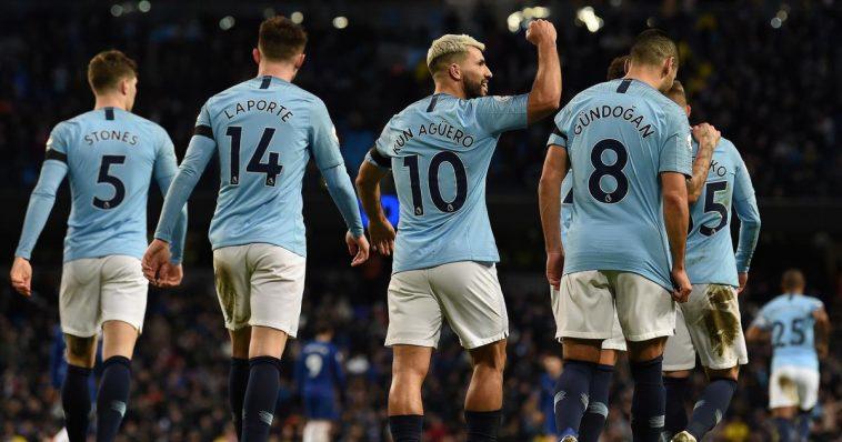 Premier League: Manchester City beat Chelsea 6-0