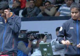 Shooting World Cup: Manu-Saurabh pair won gold