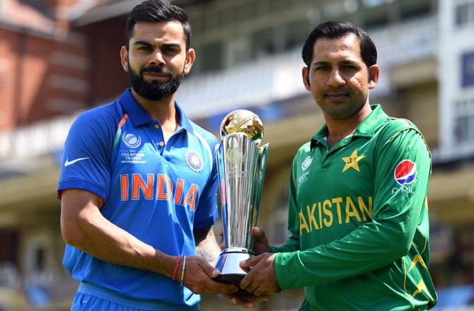 ...तो क्या पाकिस्तान हो जाएगा विश्वकप 2019 से बैन? BCCI के सवालों का ICC ने दिया ये जवाब 11