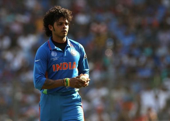 भारत के लिए एक बार फिर खेलना चाहते एस श्रीसंत, कही ये बात 2