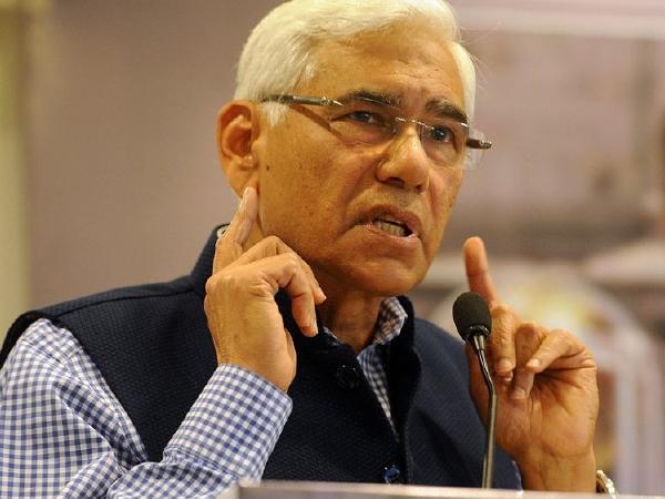 सीओए प्रमुख विनोद राय ने कहा, सिर्फ इस छोटी सी शर्त पर पाकिस्तान से खेलेंगे सीरीज 3