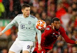 Champions League: Liverpool draws from Bayern on home ground