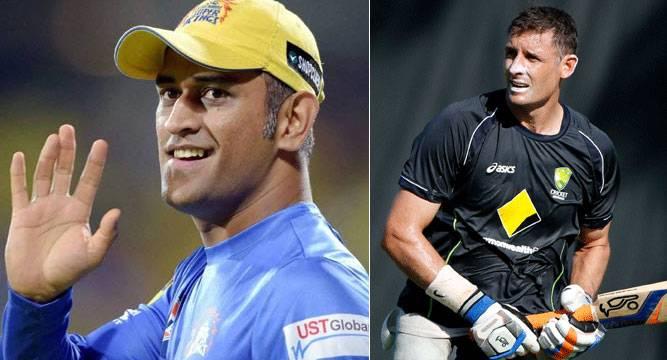 ऑस्ट्रेलियाई दिग्गज माइक हसी ने बताया धोनी को विश्व कप में किस स्थान पर करनी चाहिए बल्लेबाजी 5
