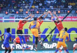 PVL: Kochi, Chennai in second semifinal match