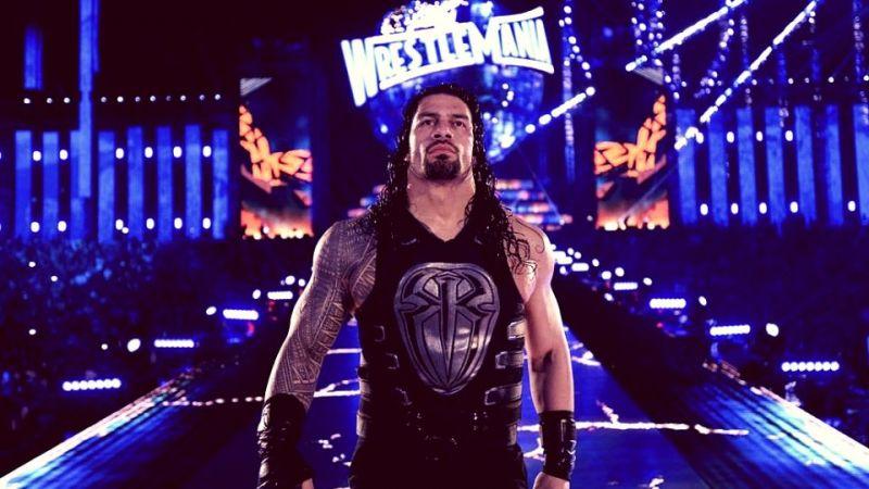 WWE में वापसी के बाद इस सुपरस्टार के साथ अपना ड्रीम मैच लड़ सकते हैं रोमन रेंस 5