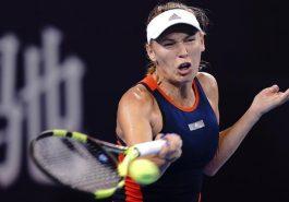 Wozniacki withdrew the name from Qatar Open