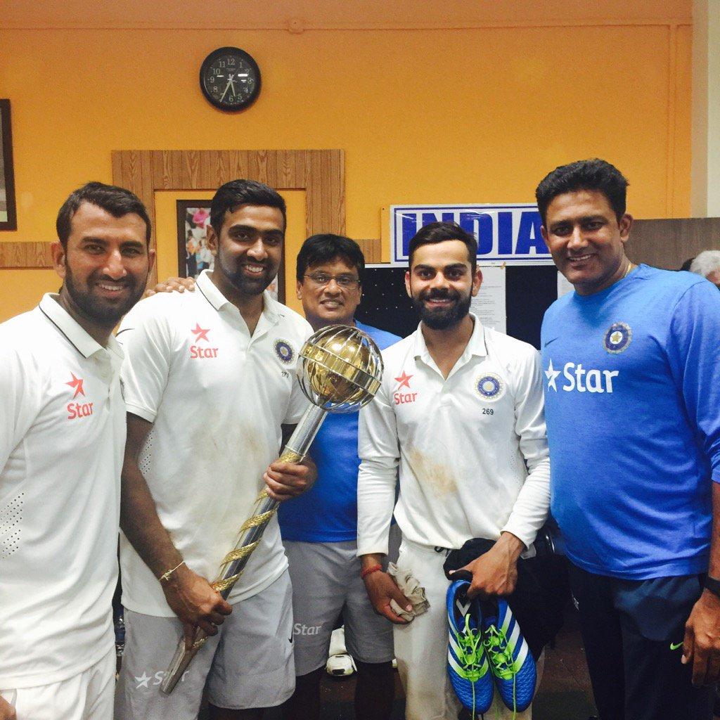 भारतीय क्रिकेट टीम के ट्रेनर शंकर बासु पर लगा हितों के टकराव का आरोप 12