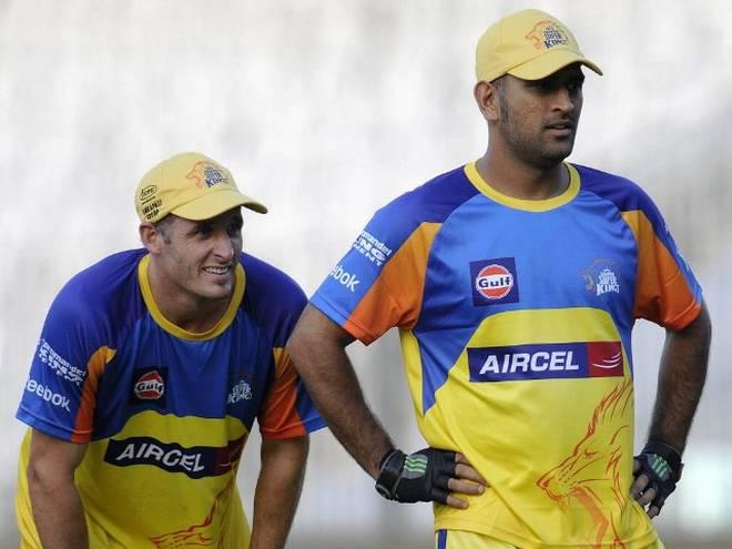 IPL 2019- महेंद्र सिंह धोनी छोड़ेंगे चेन्नई सुपर किंग्स का साथ? माइक हसी ने दिया ये जवाब 1