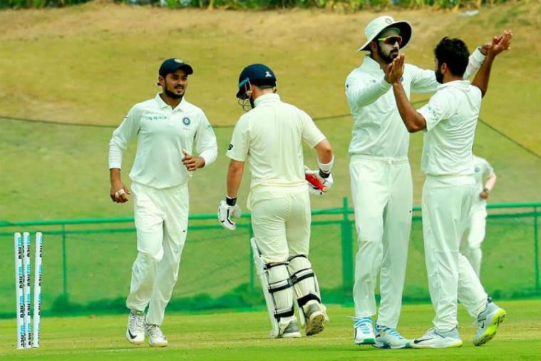 India-A defeats England Lions by 68 runs
