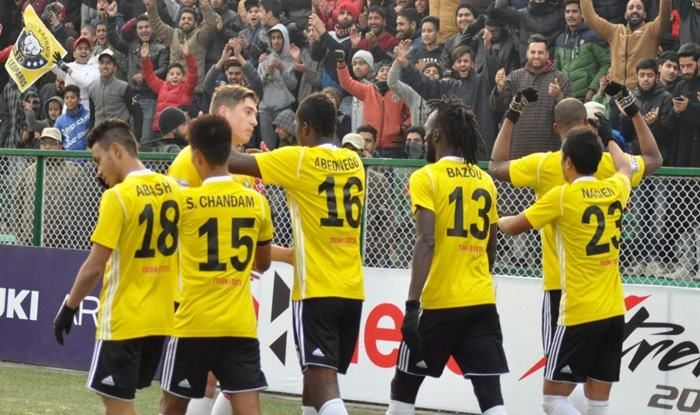 I can go to court to arrange a match in Srinagar, I-League Club