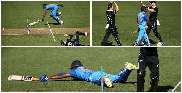 वीडियो : 31.5 ओवर में रायडू और शंकर के बीच हुई मिस अंडरस्टैंडिंग, इस तरह भारत को भुगतना पड़ा खामियाजा 14
