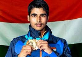 Shooting World Cup: Saurabh won gold with world record