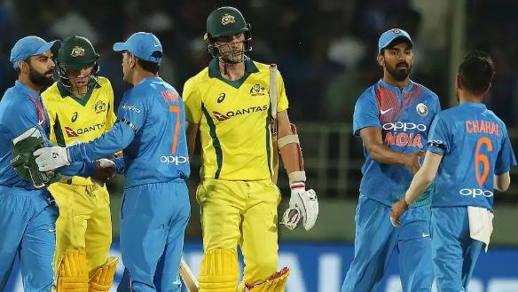 आईसीसी रैंकिंग: ऑस्ट्रेलिया के खिलाफ टी-20 सीरीज हार के बाद भारत को हुआ भारी नुकसान 14