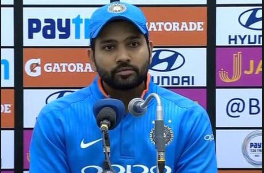 India vs New zealand- 3rd T-20: अपनी कप्तानी में पहला सीरीज हारने के बाद रोहित शर्मा ने भावुक होकर कहा इस वजह से हारे सीरीज 1