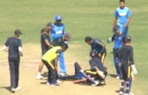 रविचंद्रन अश्विन ने अशोक डिंडा के चेहरें पर लगी गेंद पर निकाला गुस्सा, इन्हें ठहराया इस घटना का जिम्मेदार 1
