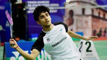 Badminton: lakshy, Saurav's senior national championship wins awaited