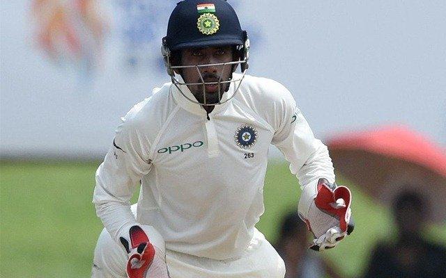 रिद्धीमान साहा ने खुद बताया ऋषभ पंत और उनमे कौन है भारतीय टीम के लिए बेहतर विकल्प 1
