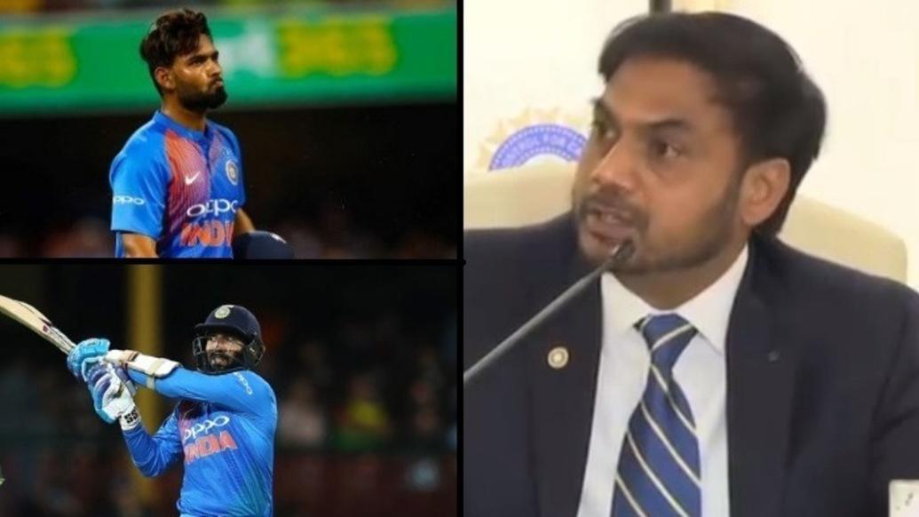 एमएसके प्रसाद ने ऑस्ट्रेलिया के खिलाफ टीम चयन के बाद अब तोड़ी चुप्पी, बताया दिनेश कार्तिक होंगे विश्वकप टीम का हिस्सा या नहीं 6